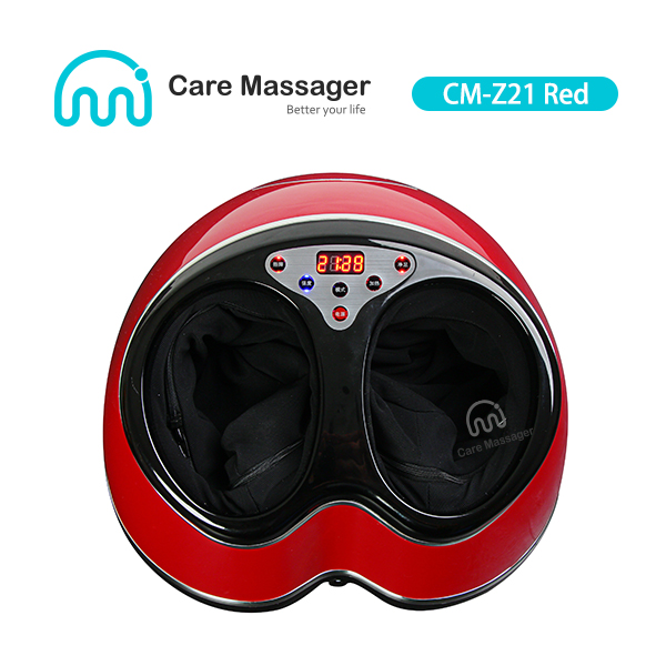 High Quality Foot Massager (CM-Z21 Red)