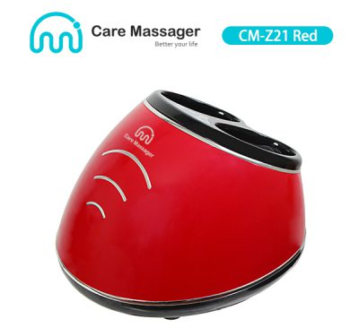 Best Foot Massage Machine, Shiatsu Foot Massager, Deep Kneading Shiatsu Foot Massager (CM-Z21 Red)