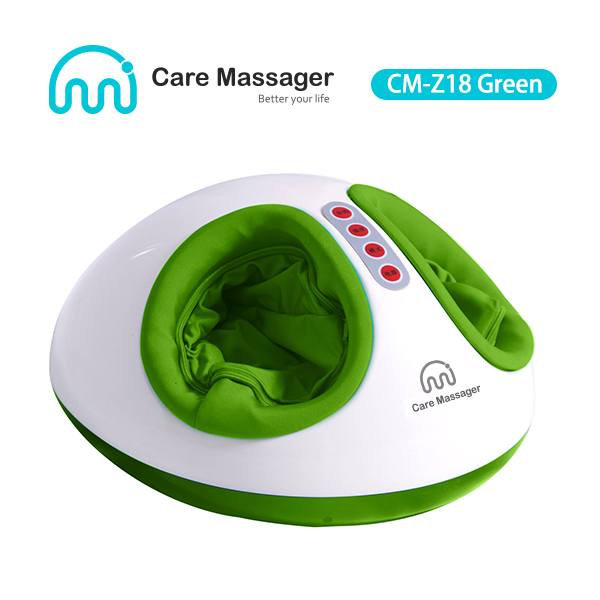 Wholesale Foot Massager (CM-Z18 Green)