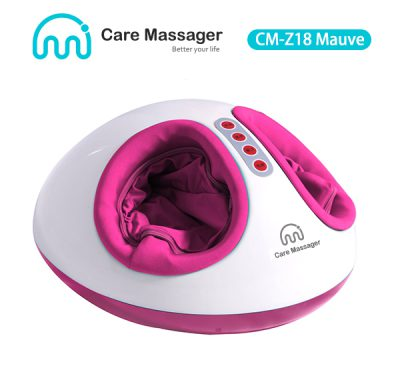 Shiatsu Foot Massager CM-Z18 Mauve