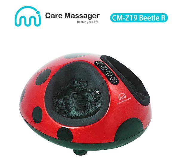 Shiatsu Foot Massager Manufacturer, Foot Massager (CM-Z19 Beetle) Wholesale