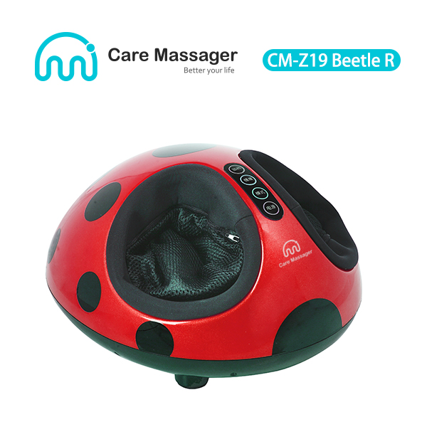 Shiatsu Foot Massager Manufacturer, Foot Massager (CM-Z19 Beetle) Wholesale