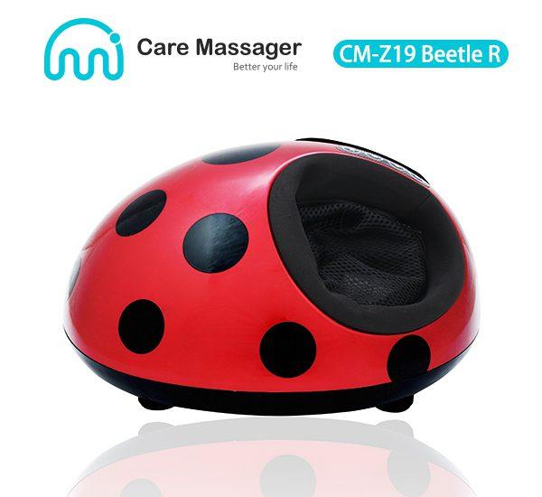 Foot Massager (CM-Z19 Beetle) Manufacturer, Foot Massager OEM Factory