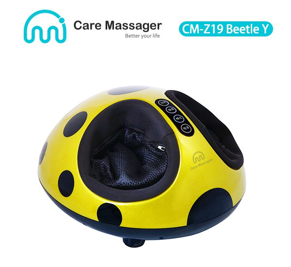 Foot Massage Machine For Plantar Fasciitis, Foot Massager (CM-Z19 Yellow) For Sale