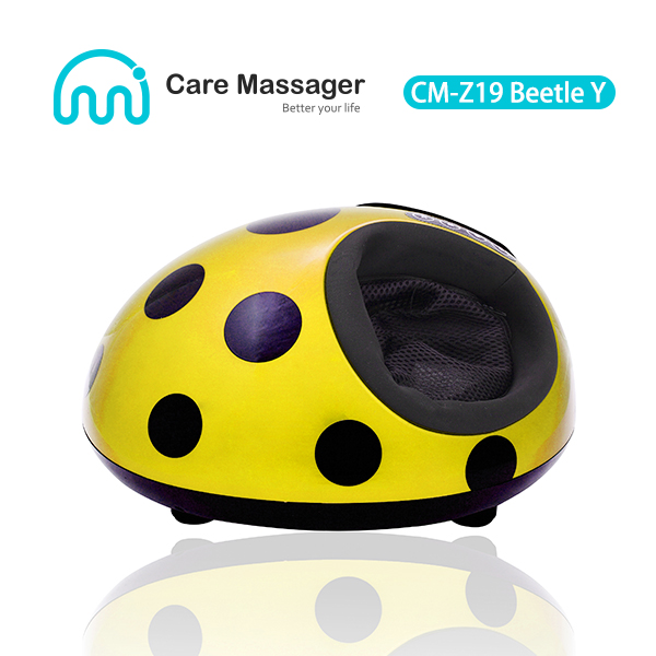 Foot Massage Machine For Plantar Fasciitis, Foot Massager (CM-Z19 Yellow) Wholesale