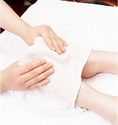 The detailed process of how to do foot massage, buy foot massager