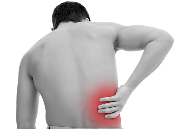 The symptoms and mitigation of lumbar muscle strain to use back massager